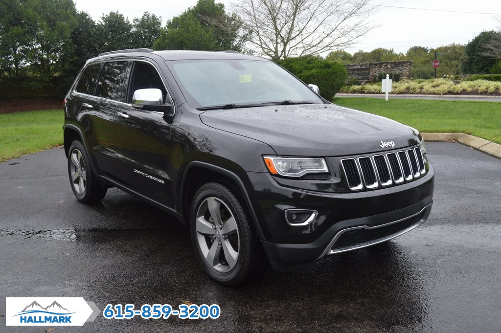Pre Owned 2014 Jeep Grand Cherokee Limited