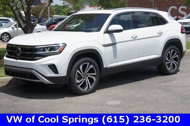 New 2020 Volkswagen Atlas Cross Sport 3.6L V6 SEL Premium