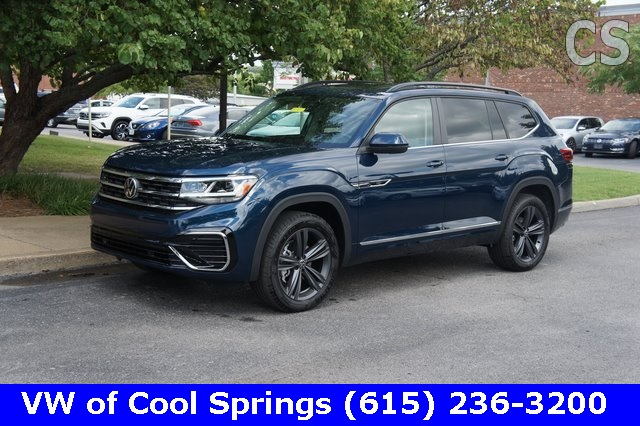 New 2021 Volkswagen Atlas 3.6L V6 SE