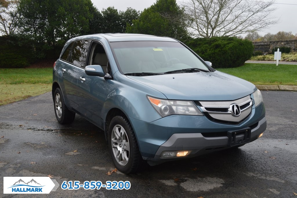 Pre-Owned 2008 Acura MDX 3.7L