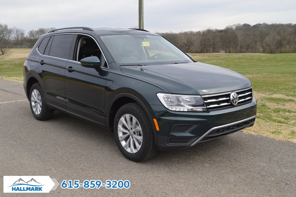 New 2019 Volkswagen Tiguan 2 0t Se Suvs In Madison V90115