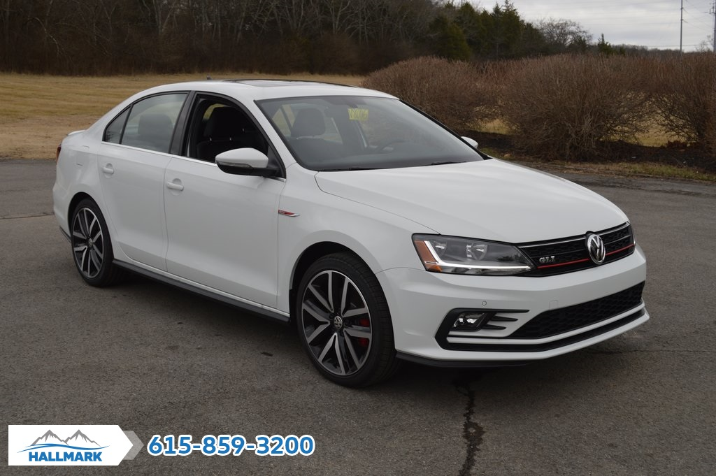 New 2018 Volkswagen Jetta GLI 4D Sedan in Madison #V80116 | Hallmark Volkswagen