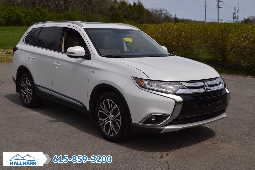 Certified Pre-Owned 2016 Mitsubishi Outlander GT 4D Sport Utility in