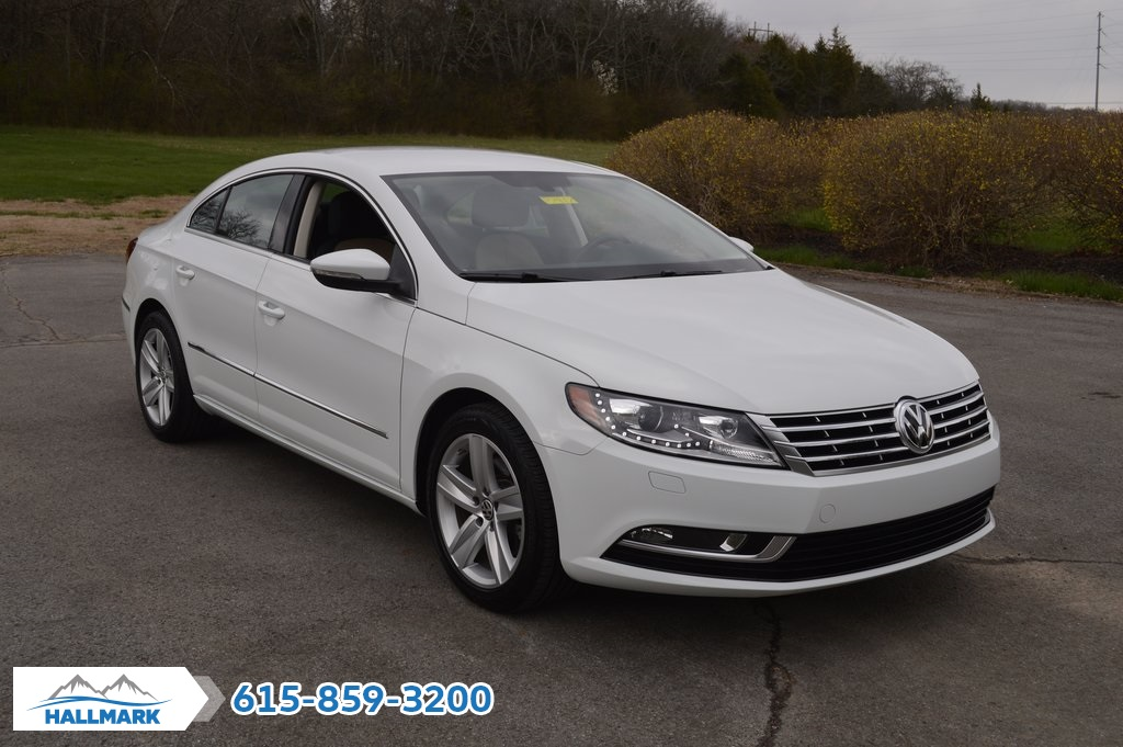 Certified Pre-Owned 2017 Volkswagen CC 2.0T Sport 4D Sedan in ...
