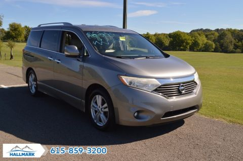 Pre-Owned 2012 Nissan Quest 3.5 LE