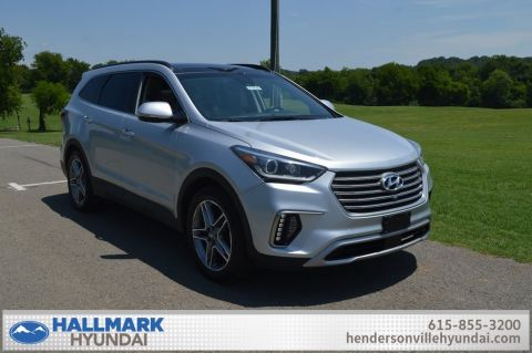 Pre-Owned 2017 Hyundai Santa Fe SE Ultimate